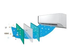 Máy điều hoà Toshiba inverter thế hệ mới: Bảo vệ sức khoẻ toàn diện – tiết kiệm điện năng tối ưu