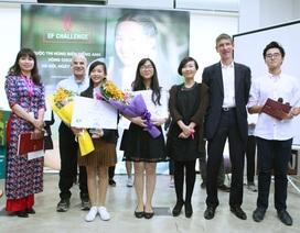 Nữ sinh An Giang trở thành đại diện Việt Nam tham dự diễn đàn Lãnh đạo trẻ tại Mỹ
