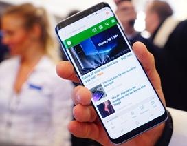 """Trên tay Galaxy S8 và S8 Plus màn hình """"vô cực"""" mới ra mắt"""