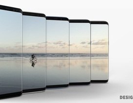 Galaxy S8 và triết lý thiết kế mới của Samsung
