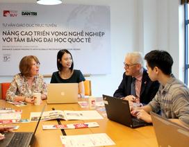 Toàn cảnh tư vấn nâng cao triển vọng nghề nghiệp cho sinh viên