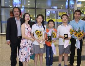 4 học sinh Việt Nam xuất sắc giành Huy chương vàng cuộc thi  Toán quốc tế Apmops 2017