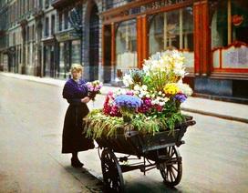 Những bức ảnh màu tuyệt đẹp chụp từ kỹ thuật lỗi thời 100 năm trước