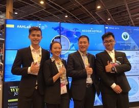 Sinh viên ĐH Kinh tế quốc dân xuất sắc giành giải 3 cuộc thi quốc tế Accor Takeoff! 2017