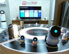 Những sản phẩm đột phá dẫn đầu xu hướng nhà thông minh của LG