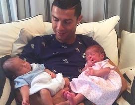 C.Ronaldo lại bị chỉ trích dữ dội vì chuyện nhờ người đẻ thuê