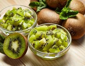 Nếu chỉ được ăn 1 loại quả mỗi ngày, hãy chọn ăn kiwi