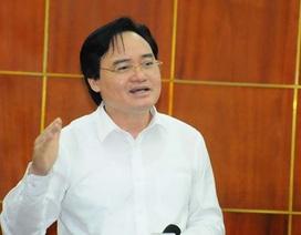 Bộ trưởng Giáo dục:  Sẽ quy định điểm sàn riêng cho các trường sư phạm
