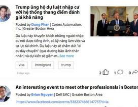 Xây dựng và phát triển mạng lưới cộng đồng chuyên gia Việt toàn cầu