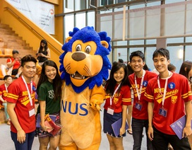 Giới thiệuHọc bổng ASEAN tại NUS