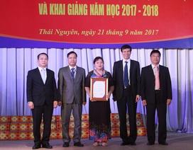 Trường ĐH Sư phạm Thái Nguyên đạt tiêu chuẩn kiểm định chất lượng giáo dục
