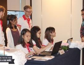 Ngày hội thông tin du học Mỹ, Canada, Úc và các nước
