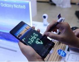 Chuyện chưa kể về những chủ nhân Galaxy Note8 đầu tiên