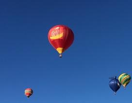 """Hàng không Việt """"đốt cháy"""" Lễ hội Khinh khí cầu tại Mỹ"""