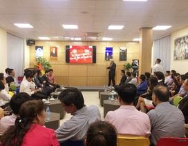 """ĐH Quốc gia Hà Nội khai trương chuỗi sự kiện """"Café Business start-up"""""""