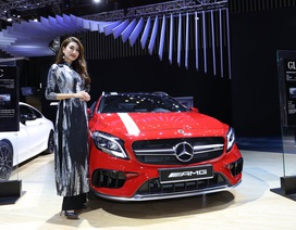 Mercedes-Benz Việt Nam nổi bật tại VIMS 2017 với dàn xe thể thao