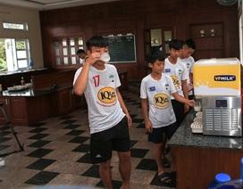 Uống sữa ngay từ nhỏ - nền tảng thể lực tương lai