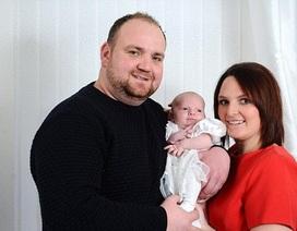 Bà mẹ vẫn có con dù bác sĩ nói sẽ vô sinh sau điều trị ung thư vú