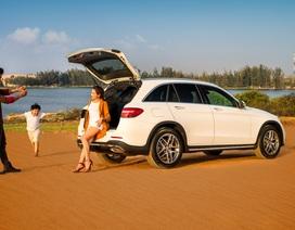 SUV tăng trưởng 300%, Mercedes-Benz có một năm ấn tượng