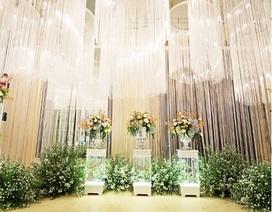 5 xu hướng trang trí không gian cưới đẳng cấp dành cho năm 2017