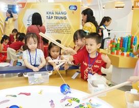 Ba mẹ - người bạn đồng hành giúp bé phát triển IQ và EQ tối ưu
