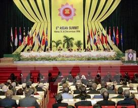 50 năm ngày thành lập ASEAN - những sự kiện đáng nhớ