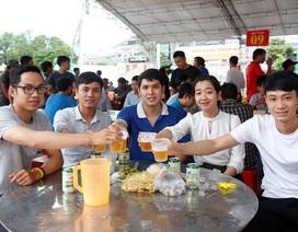 Người dân Quảng Trị háo hức hẹn nhau tới Ngày hội Bia Hà Nội