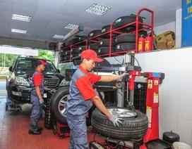 Mua 3 lốp Bridgestone được tặng 1 lốp tại B-select Hoàng Hùng