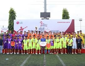 LG tiên phong tạo sân chơi phong trào đẳng cấp với MultiV Cup 2017