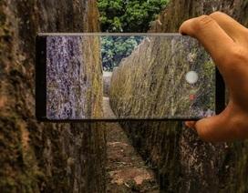 Lạ lẫm với danh thắng Điện Biên qua chùm ảnh sáng tạo với Galaxy Note8