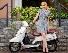 Thương hiệu xe máy Đài loan ngày càng chiếm lĩnh thị trường Việt