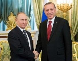 Nga, Thổ Nhĩ Kỳ hoàn tất việc bình thường hóa quan hệ