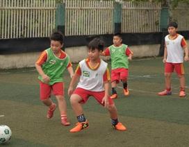 Nuôi dưỡng đam mê thể thao ở tuổi học đường