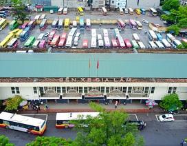 Toàn cảnh hai bến xe xem xét đóng cửa vào năm 2020 ở Hà Nội