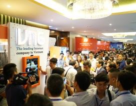 Loạt thiết bị ứng dụng công nghệ cao của VNG tại triển lãm ICT Summit 2017
