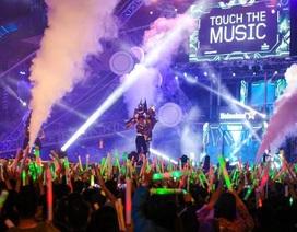 Chạm vào âm nhạc cùng siêu robot âm nhạc tại Đà Nẵng