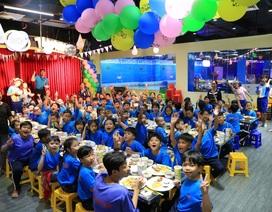 Dành tặng niềm vui tuổi thơ cho trẻ em có hoàn cảnh khó khăn, thiệt thòi