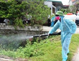 Hà Nam: Dịch sốt xuất huyết có dấu hiệu tiếp tục lan rộng