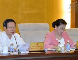 Phó Chủ tịch Quốc hội cảnh báo Bộ trưởng trình luật kém chất lượng