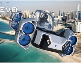 Ý tưởng về phương tiện bay cá nhân cất cánh thẳng đứng hoàn toàn mới