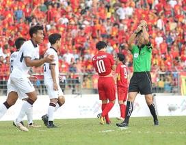 Thua đậm Thái Lan, U22 Việt Nam chia tay SEA Games 29