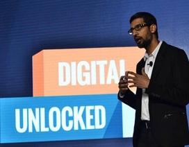 """CEO Google muốn bán smartphone """"xịn"""" giá chưa đến 30 USD"""