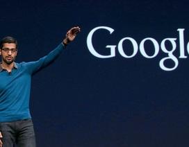 CEO Google có mức lương cao nhất thế giới