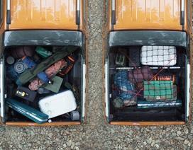 Xếp đồ lên thùng xe bán tải: Làm thế nào cho an toàn và khoa học?