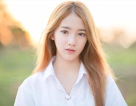 """""""Hot girl học trò"""" Thái Lan xinh đẹp hút hồn trong bộ đồng phục"""