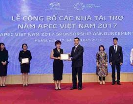 PNJ đồng hành cùng tuần lễ sự kiện cấp cao APEC 2017