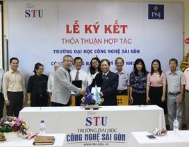 """PNJ """"bắt tay"""" STU, sinh viên có cơ hội rèn luyện kỹ năng thực tế"""