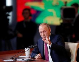 Tổng thống Putin cần hơn 300.000 chữ ký để tái tranh cử độc lập