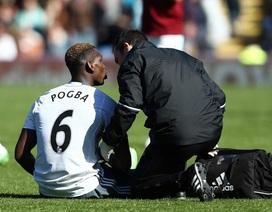MU mất Pogba ở trận đại chiến với Man City