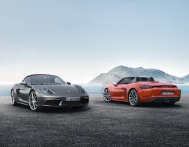Porsche 718 Boxster - Niềm tự hào dòng roadster nước Đức